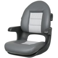 Charcoal/Gray Tempress 57017 helm seat by