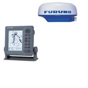 Furuno-1715-LCD-Radar-radome-antenna