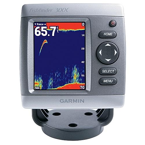 Garmin fishfinder 300c color sonar poco marine vancouver for Best fish finder under 300