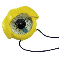Plastimo 23117 Iris 50 Hand Bearing Compass Yellow