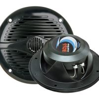 "Boss MR50B 5.25"" Marine 2-Way Speakers Black"