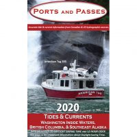 Ports and Passes 2020 Tides and Currents For Washington To Southeast Alaska