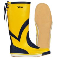 yellow Viking Mariner Yachting Boot VW26
