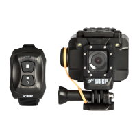 WASPcam 9505 Tact Action Sports Camera