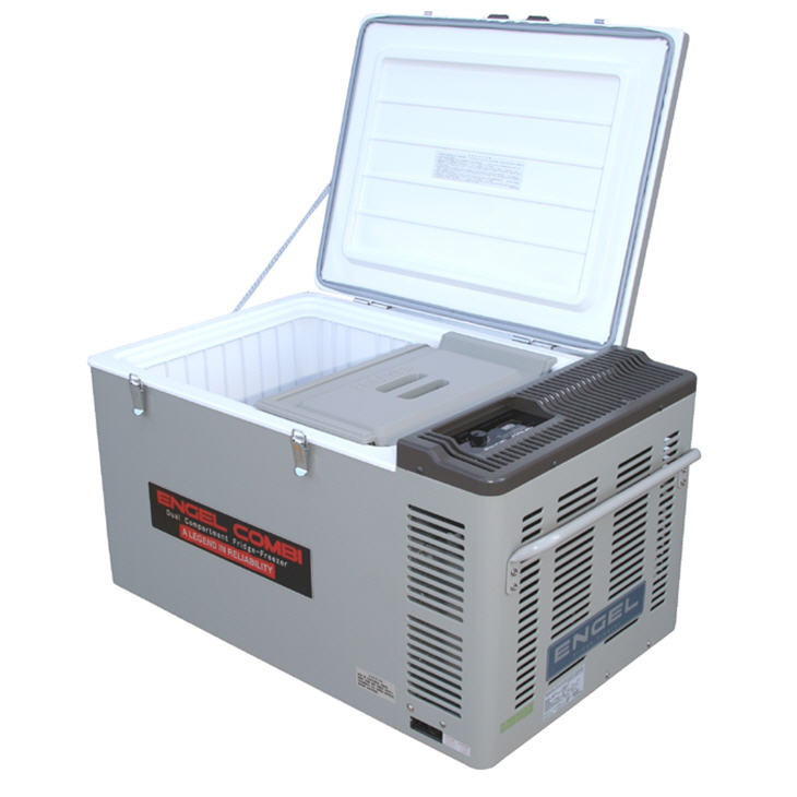 Engel MT60F-U1-C 34 Quart AC/DC Combi Fridge/Freezer