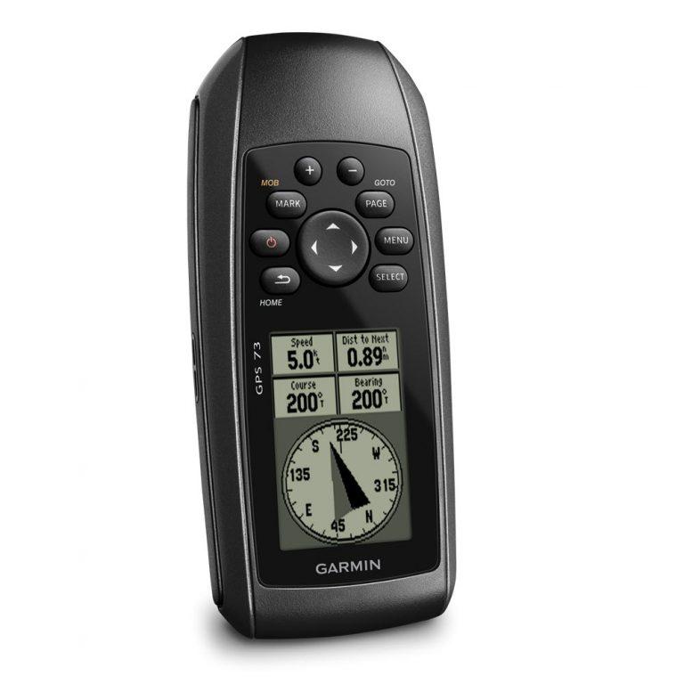 Garmin GPS 73 Handheld