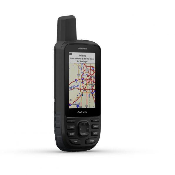 Handheld Garmin GPSMAP 66st