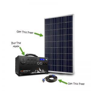 Apex solar storm promo