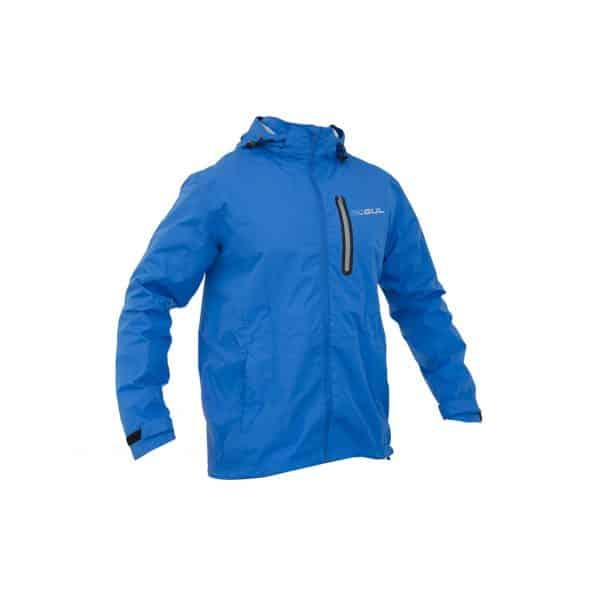 blue Gul Code Zero Lightweight Jacket with bonded zipped chest pockets